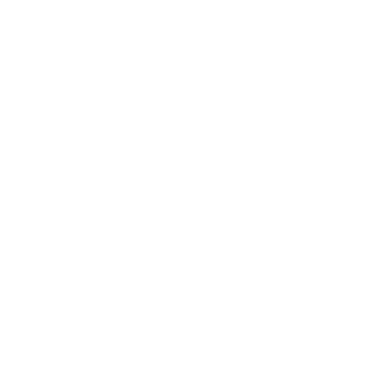 Hot Yoga Calistoga logo all white